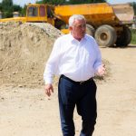 """Titu Bojin, candidatul ALDE, pentru funcția de președinte al CJT: """"Adversarul nostru este PNL"""" (P)"""