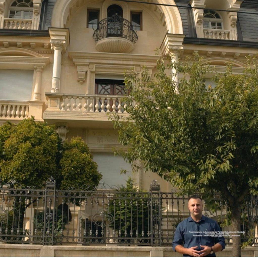 Deputatul Marian Cucșa, candidat la Primăria Timișoara: Am găsit soluții pentru recuperarea clădirilor istorice – patrimoniul cultural al orașului (P)
