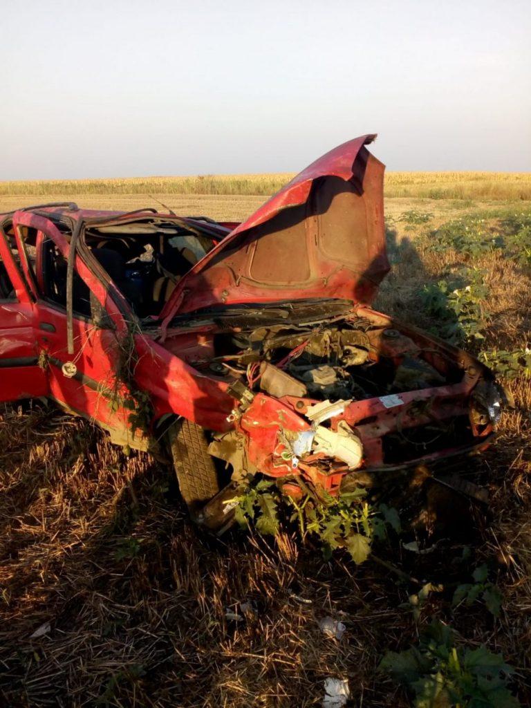 Doi oameni au murit în urma unui accident în Timiş