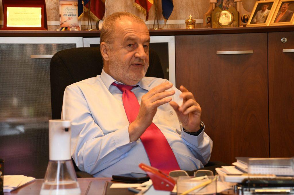 Ilie Todașcă îşi pregăteşte obiectivele pentru un nou mandat la Primăria Săcălaz/VIDEO (P)
