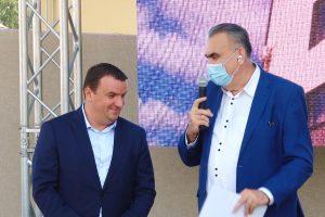 Primarul Ionel Iosif Toma și-a prezentat echipa de consilieri pentru un nou mandat la Giroc/ VIDEO