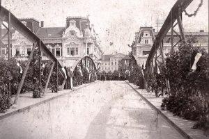 Se cere clasarea în regim de urgență a Podului de Fier din Lugoj