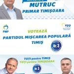 Scrisoarea lui Alexandru Mutruc, candidat PMP la Primăria Timişoara, pentru alegători (P)