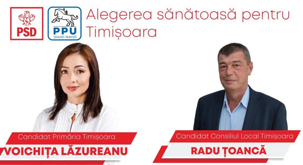 Cred că Timișoara mai poate bifa o premieră istorică: prima femeie primar din istoria orașului (P)