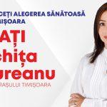 Mesajul candidatului PSD la Primăria Timișoara, Voichița Lăzureanu, pentru alegători (P)