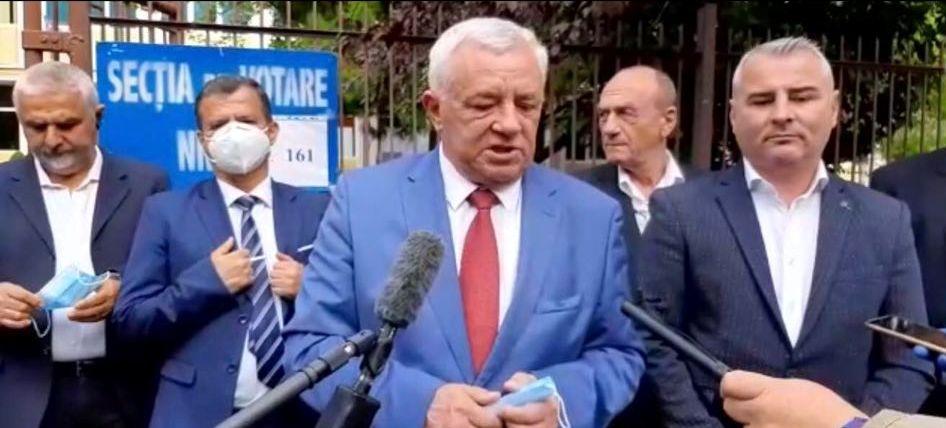 Bojin: Cred că fiecare cetățean din județul Timiș ar trebui să vină la vot și să voteze liniște și stabilitate / VIDEO