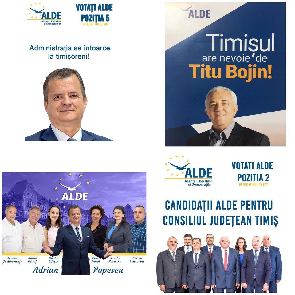 Mesajul lui Adrian Popescu, candidat ALDE la Primăria Timișoara, pentru alegători (P)