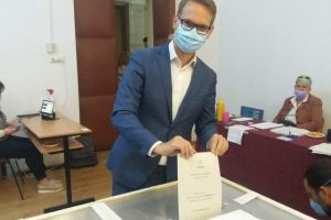 Dominic Fritz la ieșirea de la urne: Împreună putem să deschidem un nou capitol în istoria Timișoarei
