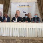 """Lansarea candidaților ALDE la Primăria Timișoara și la CJ. Tăriceanu: """"Ultimele sondaje pe care le-am văzut indică faptul că Titu Bojin îi suflă în ceafă lui Nica"""""""