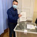 Marian Cucșa a votat pentru normalitatea Timișoarei și a județului Timiș