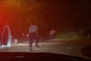 Un bărbat fără permis din Lugoj a fost urmărit cu maşina de poliţişti zeci de kilometri
