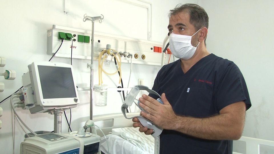 Pacienții infectați cu coronavirus au o şansă în plus de vindecare la Spitalul Babeş