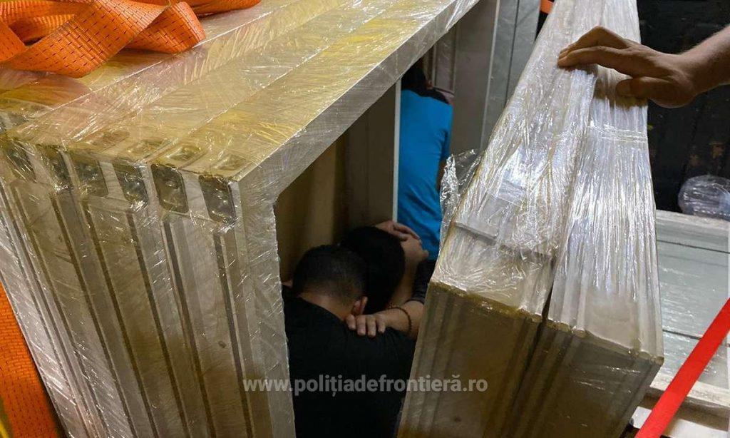 28 de migranţi din Siria, Turcia şi Egipt, depistaţi la Nădlac II