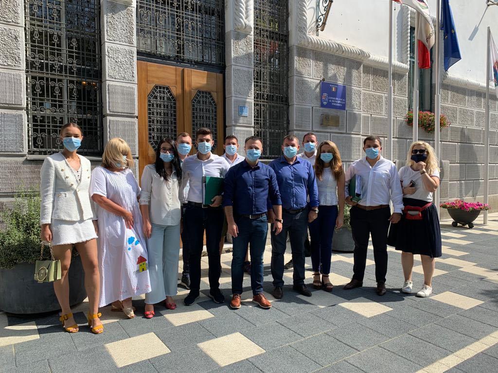 Premieră la Timișoara: Partidul Republican are pe lista Consiliului Local tineri reprezentanți din fiecare cartier din oraș