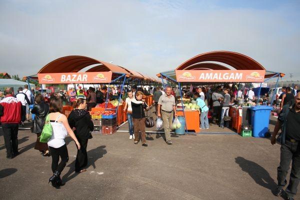 Piaţa din Lovrin se redeschide duminică