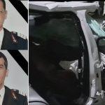 Doi pompieri au murit în Caraş-Severin. Maşina lor a ieşit inexplicabil de pe şosea şi s-a izbit de un tir