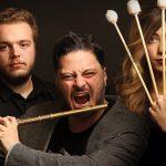 Turneul Legends, muzică rock cântată la flaut și instrumente de percuție, ajunge la Timișoara