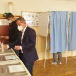 Simonis: Am votat partidul care a avut decența de a propune oameni integri, capabili, fără probleme penale