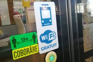 Wi-Fi gratuit pentru călătorii STPT