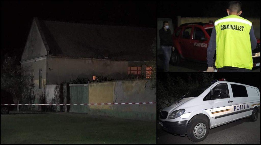 Femeie dispărută de peste 6 luni, găsită îngropată în curtea casei la Variaș