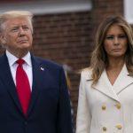 Președintele Donald Trump și soția sa au coronavirus