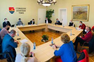 Noul lider al CJT a constituit un grup de lucru împotriva pandemiei