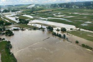 23 milioane lei pentru lucrările de apărare împotriva inundațiilor din Caransebeș