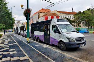 Programul mijloacelor de transport ale STPT care transportă elevii