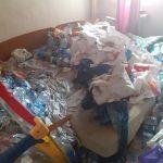 Femeie din Timișoara, scăpată de mizeria cruntă în care locuia