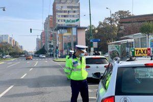 54 de permise ridicate în Timiș de Poliția Rutieră în ultimele patru zile