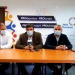 Pandemia mută campania electorală a Pro România Timiș în mediul online și la TV