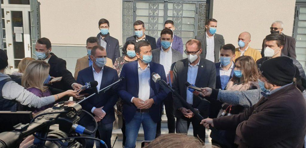 Sorin Grindeanu, despre listele PSD Timiș pentru Parlament: Am adus specialiști din toate domeniile