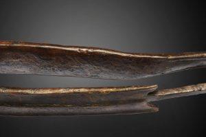 O spadă celtică de la Remetea Mare la Muzeul Banatului