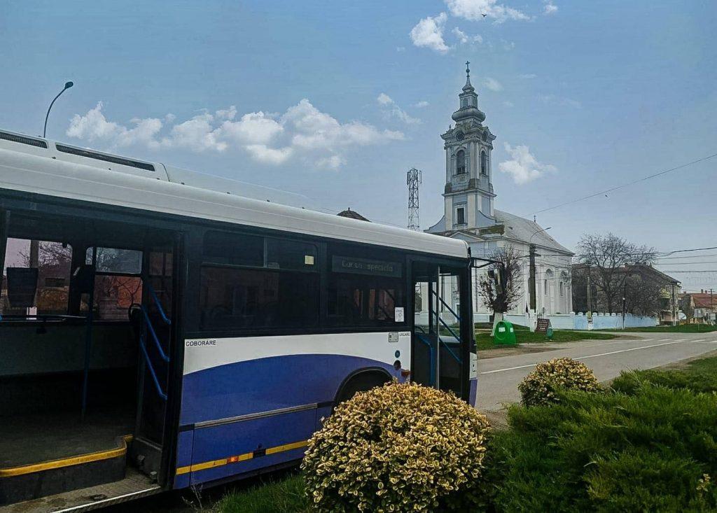 Locuitorii din comuna Variaș vor avea transport spre Timișoara