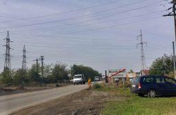 Stadiul lucrărilor de lărgire la patru benzi a drumului Timișoara – Moșnița Nouă