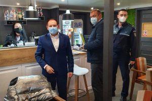 ITM Timiș mobilizat cu tot efectivul de inspectori de muncă în acțiuni de control privind stoparea răspândirii virusului SARS-CoV-2