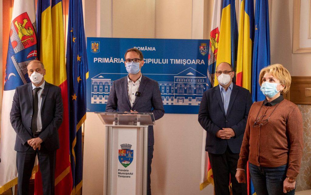 Proiect de telemedicină unic în țară! Legătură profesională și digitală între Spitalul Victor Babeș și medicii de familie din Timiș