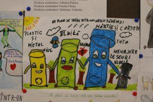 """Educația ecologică """"altfel"""" pentru elevii din Timișoara.  Organizatorii concursului """"Ora de reciclare"""" anunță câștigătorii"""