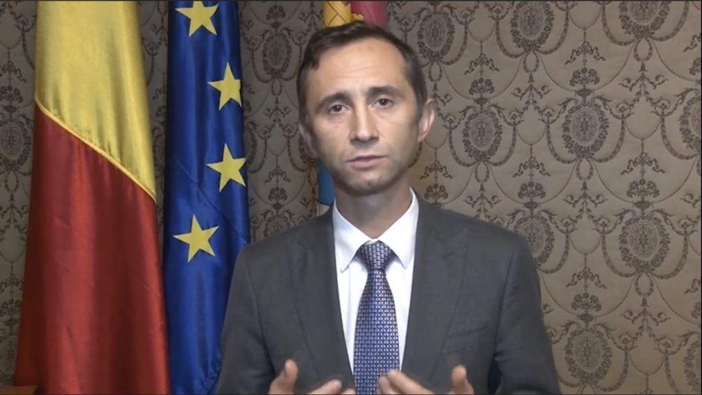 """Alin Nica: """"Ne dorim un parteneriat firesc cu USR atât în Timișoara, cât și în Consiliul Județean"""""""