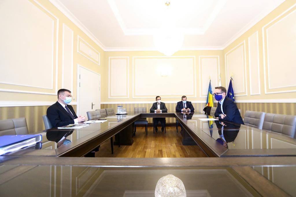 Vizită de lucru pentru programul Timișoara 2021
