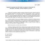 Aquatim investește bani din fonduri europene în Giarmata Vii, Giarmata, Cerneteaz, Cartier Aeroport și Covaci