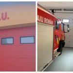 Serviciul Voluntar pentru Situații de Urgență din comuna Sânmihaiu Român a fost modernizat