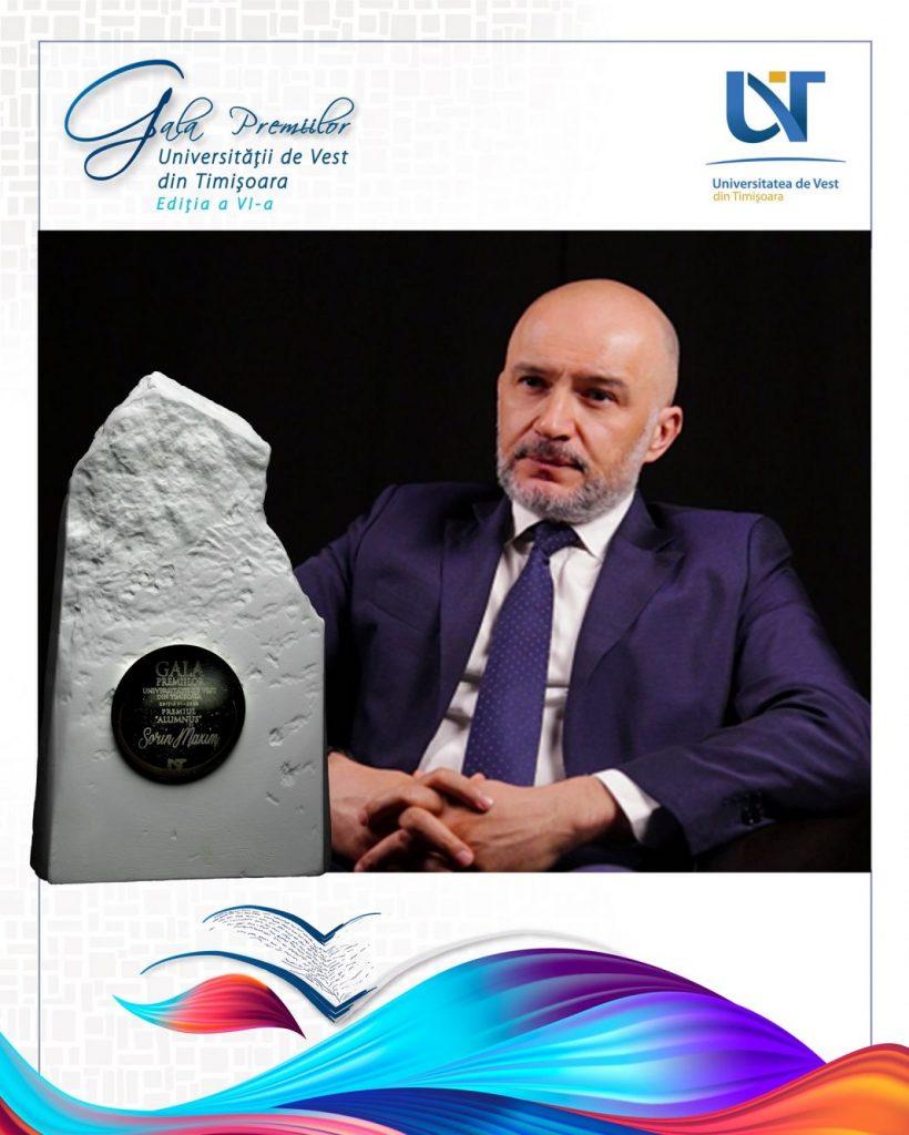 Cine sunt laureații Galei Premiilor UVT, ediția a VI-a