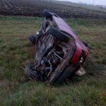 Opt persoane implicate într-un accident rutier la Pesac