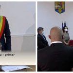 Flavius Roșu a depus jurământul și a preluat mandatul de primar pentru următorii patru ani