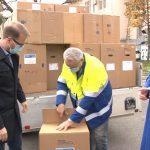 Au sosit concentratoarele de oxigen pentru spitalele din Timișoara