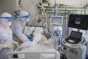 Sunt 2.712 noi infectări și 79 de decese asociate COVID – 19 la nivel național