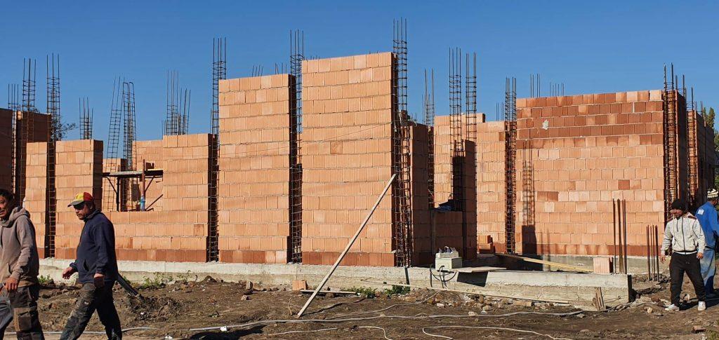 Prinde contur clădirea în care va funcționa noua creșă din Lovrin