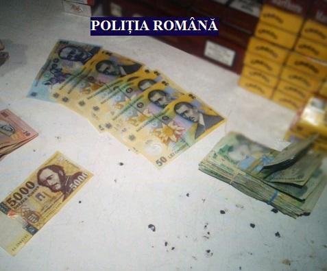 Descinderi în județul Arad. Ce au găsit polițiștii la domiciliile suspecților