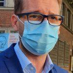 """Dominic Fritz are coronavirus: """"Vă spun cu mâna pe inimă că am avut mare grijă și cu toate astea m-am infectat"""""""